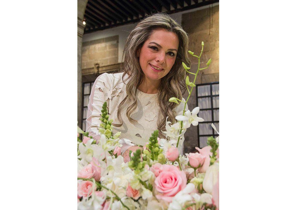 Odila Ollivier Alto Diseño Floral