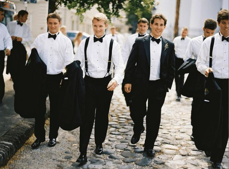 Las reglas para vestir de los hombres en la boda laplanner for Boda en jardin como vestir hombre