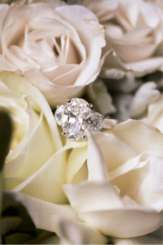 anillo de compromiso 10