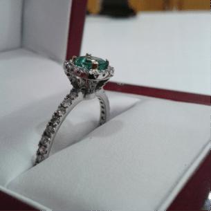 anillo a color marquisse 7
