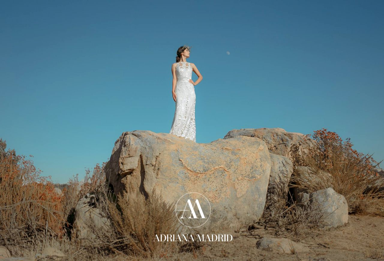 Wedding Dream Design by Adriana Madrid | Vestidos de novia 2017