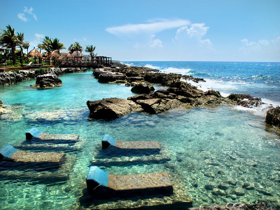 playas en riviera maya 10