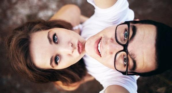 selfie en pareja 11
