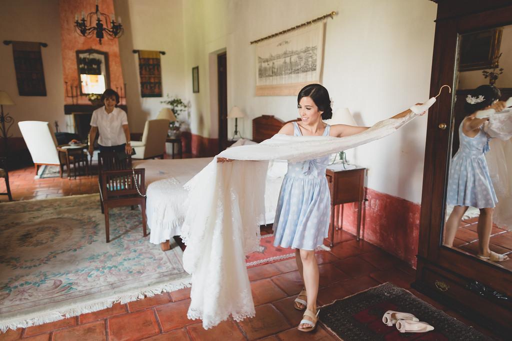 el tiempo ideal para elegir tu vestido de novia
