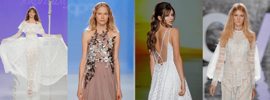 tendencias de novia 2018 9