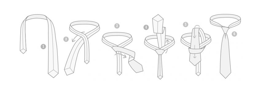 nudo de corbata 9