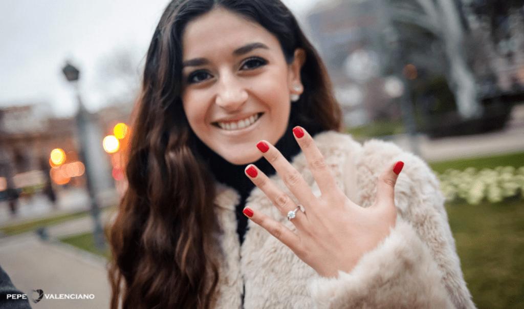 pedir matrimonio el 14 de febrero 1