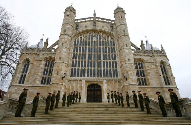 boda del Príncipe Harry y Meghan Markle 2