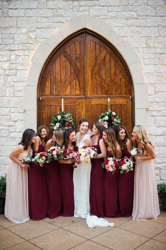 Las 4 paletas de colores más románticas que puedes elegir para tu boda