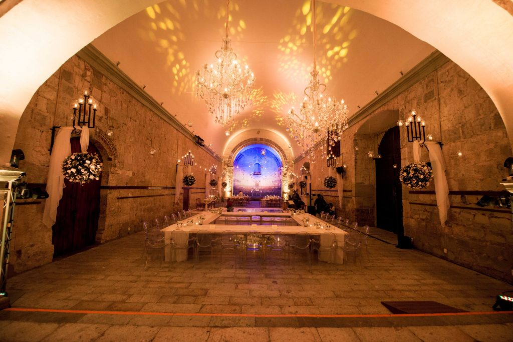 Quinta Real Oaxaca - Hotel y jardín para bodas en Oaxaca