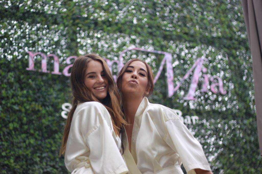 Spa day: El mejor regalo de las damas para la novia