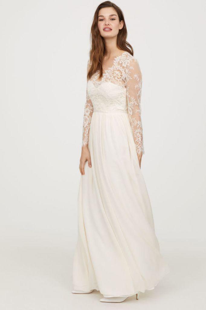 vestido de novia de Kate Middleton 5