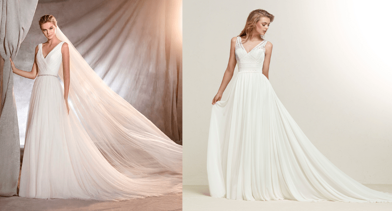 6fc483abf 10 estilos de tela para confeccionar vestidos de novia