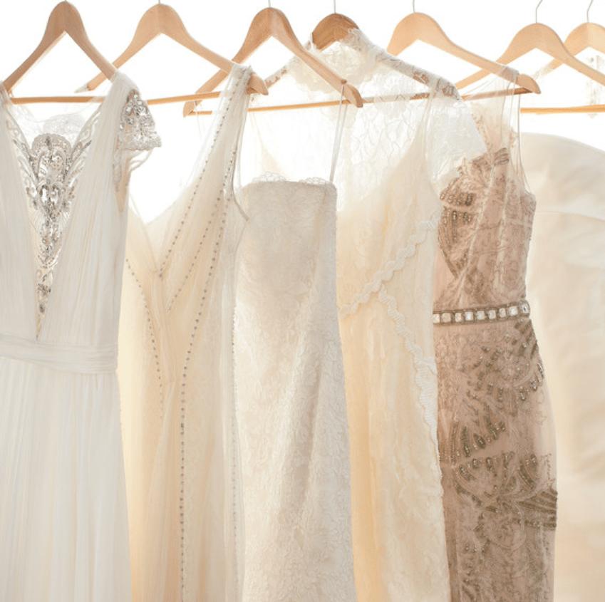 tela para confeccionar vestidos de novia 11