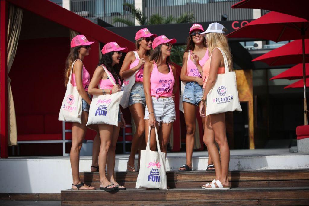 Beach Bags para despedida de soltera