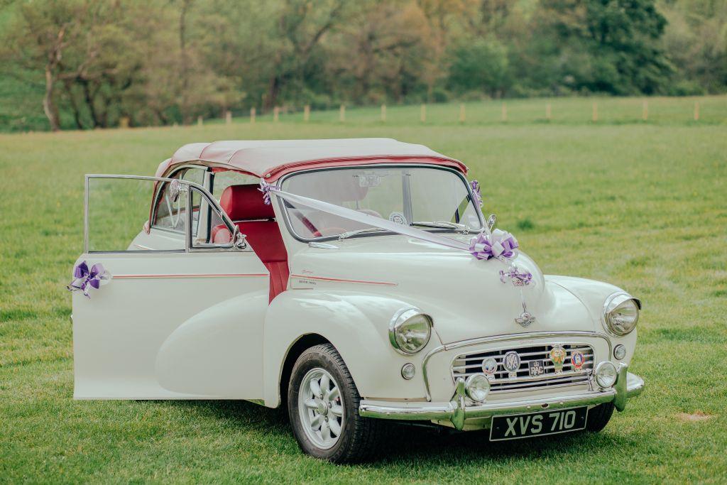 Carruaje o coche estilo princesa