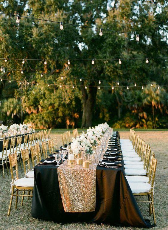 glitter en tu concepto de boda 6