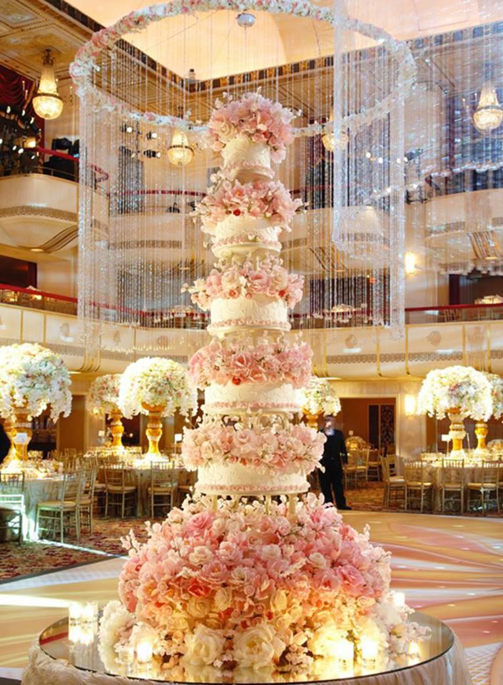 pasteles de boda sensacionales 8