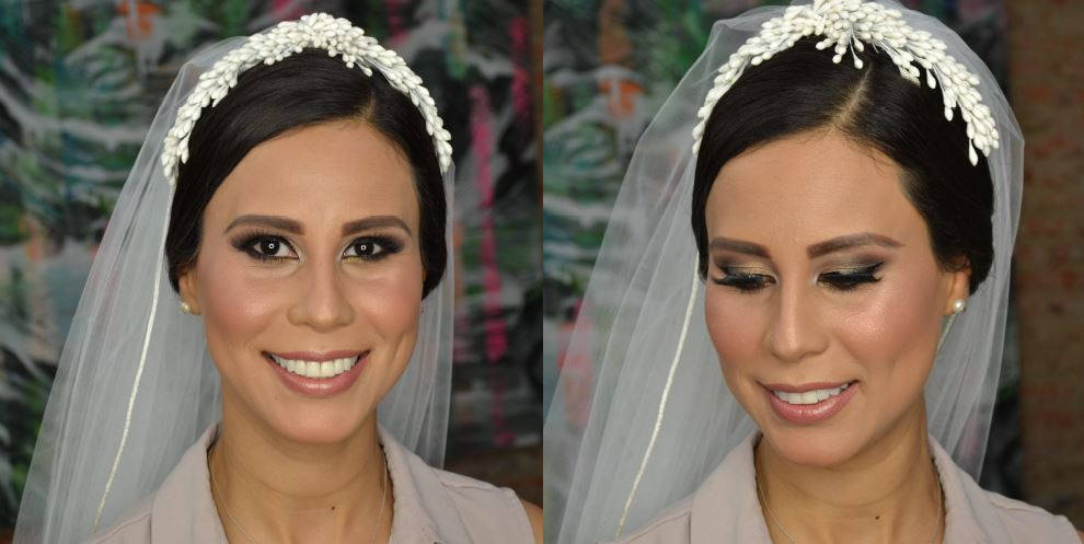 maquillaje por estilo de novia 1