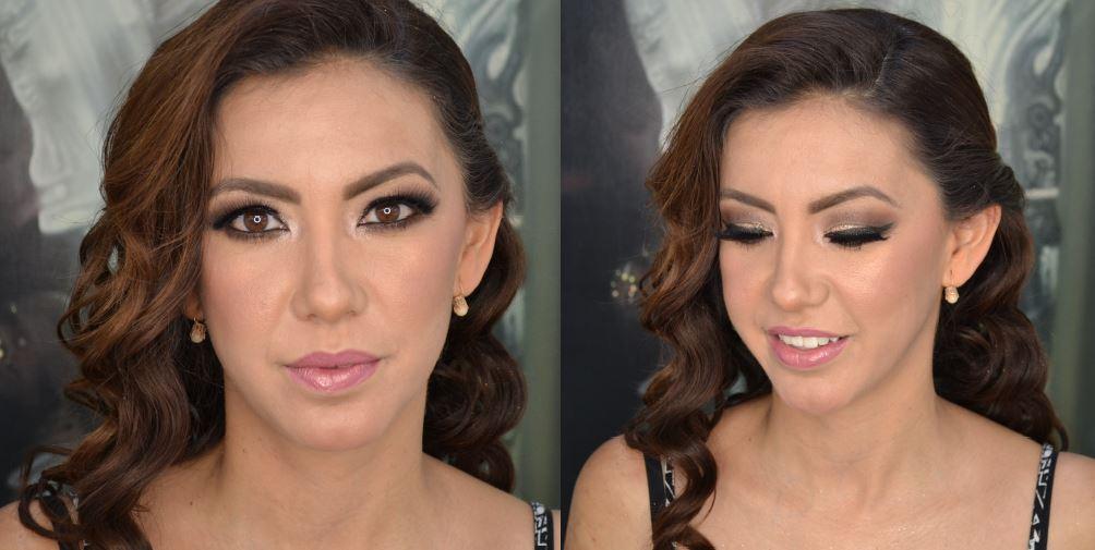 maquillaje por estilo de novia 2