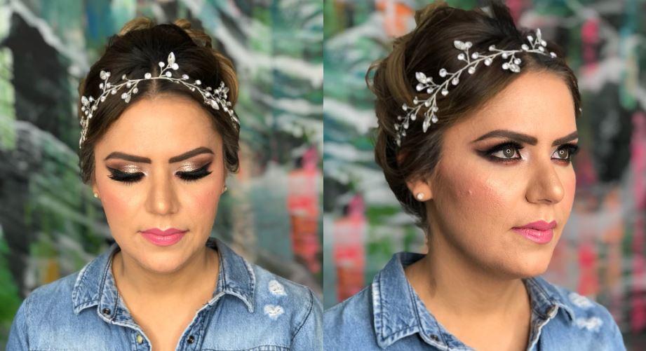 maquillaje por estilo de novia 6