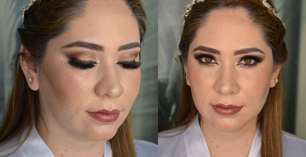 maquillaje por estilo de novia 4