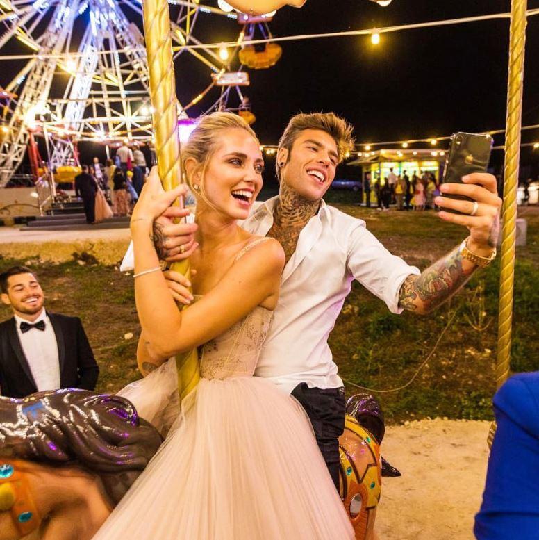 vestido de novia de Chiara Ferragni 1