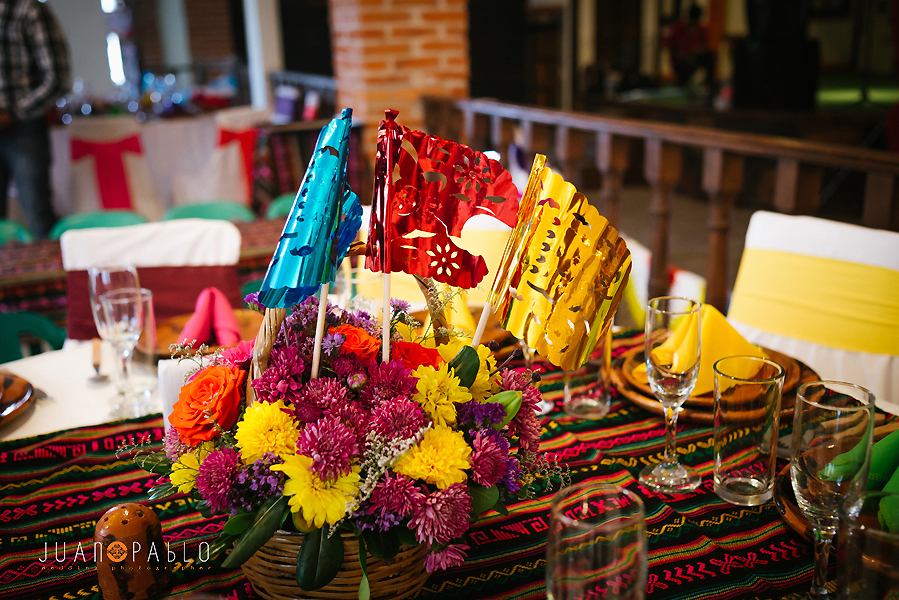 una boda con estilo mexicano 6