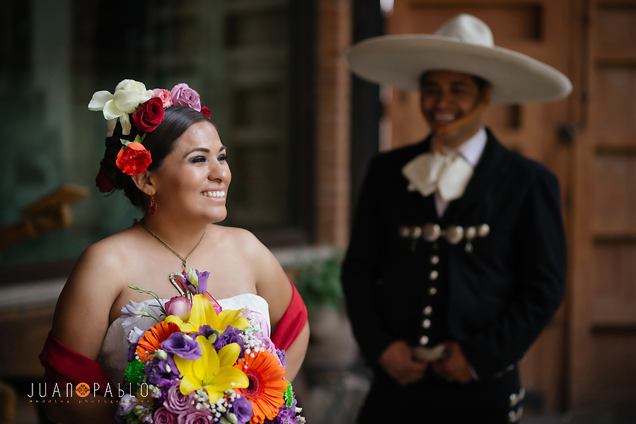 una boda con estilo mexicano 10