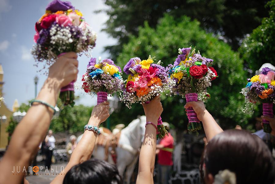 una boda con estilo mexicano 7