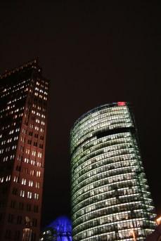Grattacieli su Postdamer Platz