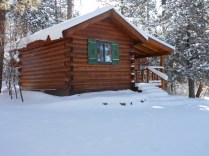 Bunkhouse in Winter