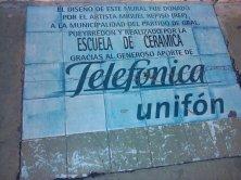 Fundación Telefónica y la Escuela de Cerámica formaron parte del proyecto