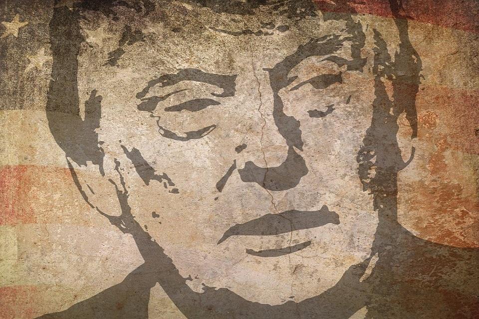 Donald Trump s'est-il vraiment caché dans le bunker de la Maison-Blanche
