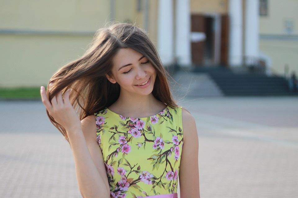 Des produits naturels pour cheveux en été