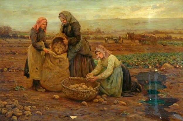 Quand La Priere Se Fait Peinture L Angelus De Millet Une Icone Du Xixe Siecle La Plume De L Oiseau Lyre