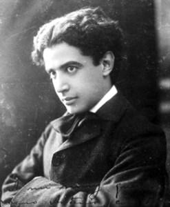 Manuel Maria Ponce, compositeur mexicain (1882-1948)
