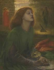Rossetti, Dante Gabriel; Beata Beatrix; Tate; http://www.artuk.org/artworks/beata-beatrix-117682