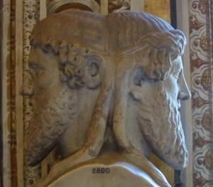 Janus, musée du Vatican