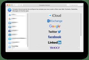 Prolifération des réseaux sociaux et des mails