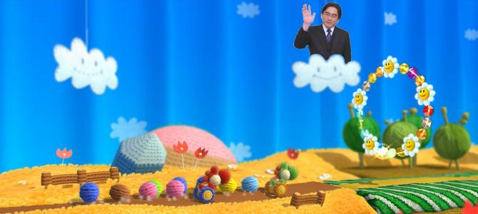 Nintendo Chronicles 8 – Satoru Iwata – Yoshi et l'épisode Woolly World