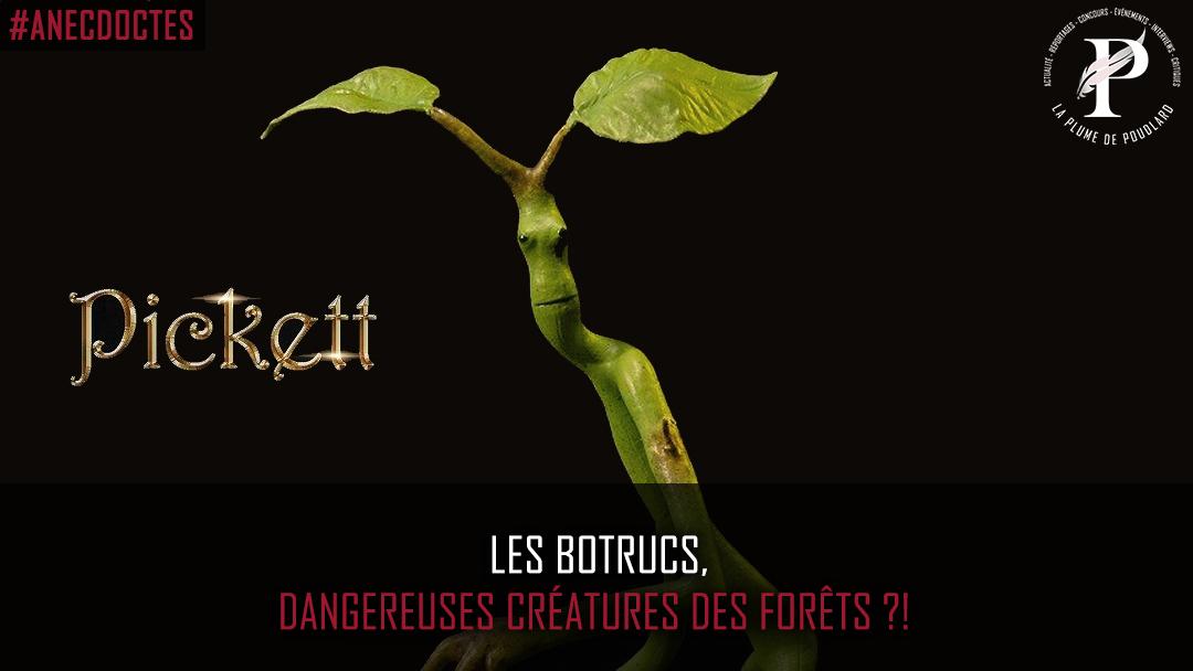 Les Botrucs, dangereuses créatures des forêts ?!