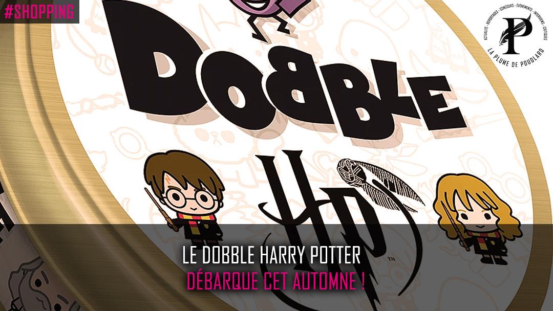 Le Dobble Harry Potter débarque cet automne !