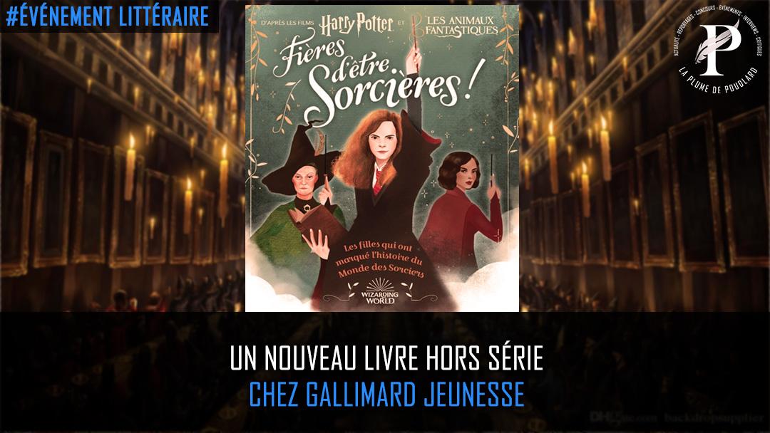 Un nouveau livre hors série chez Gallimard Jeunesse