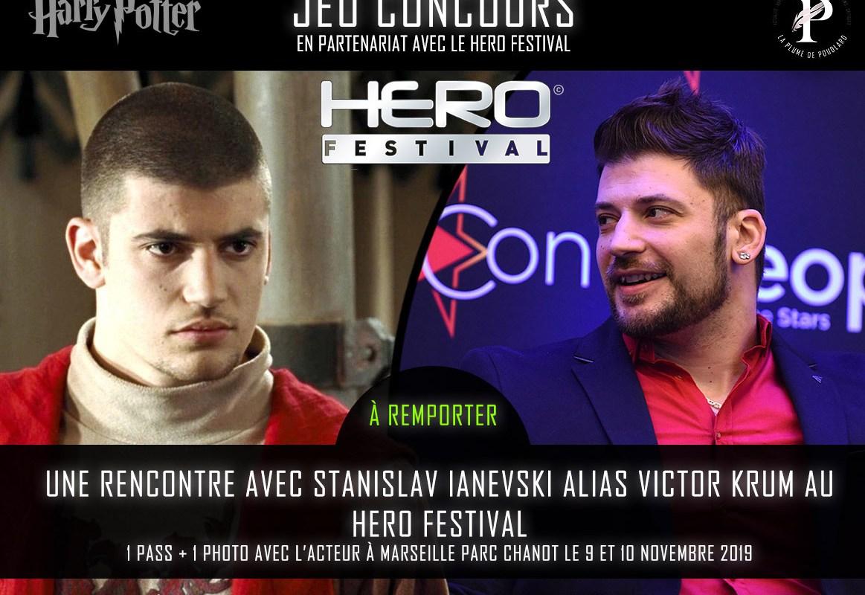 Jeu concours : remportez une rencontre avec Stanislav Ianevski