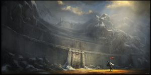 the_fortress_of_dros_delnoch_-_gerard_miley