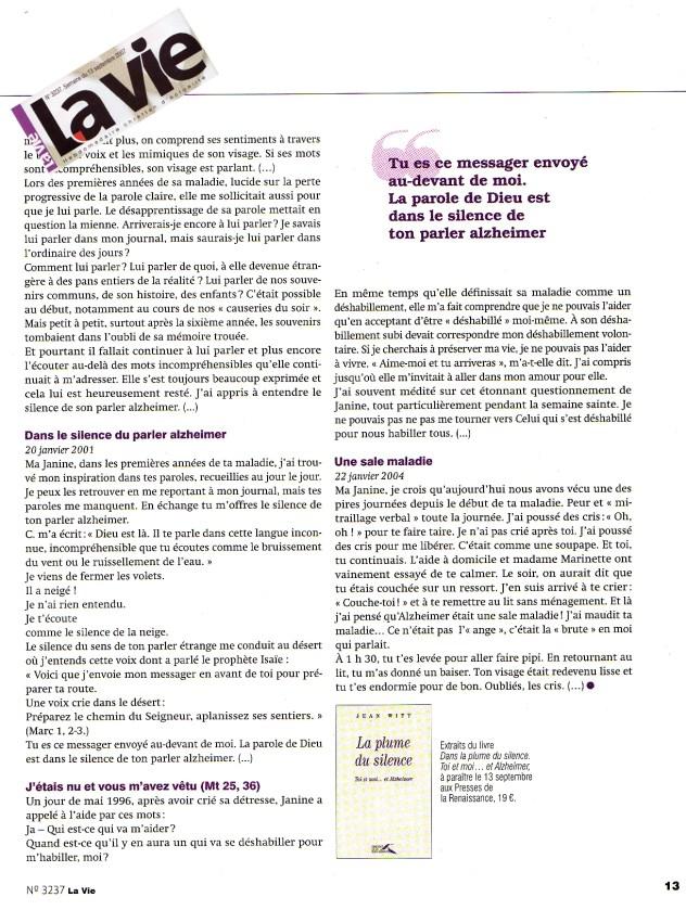 4 Article Livre Jean La Vie 5