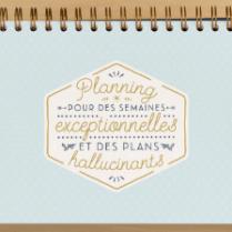 Planner Mr Wonderful