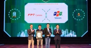 FPT Telecom chiếm trọn 3 Giải thưởng Thành phố Thông minh Việt Nam 2020