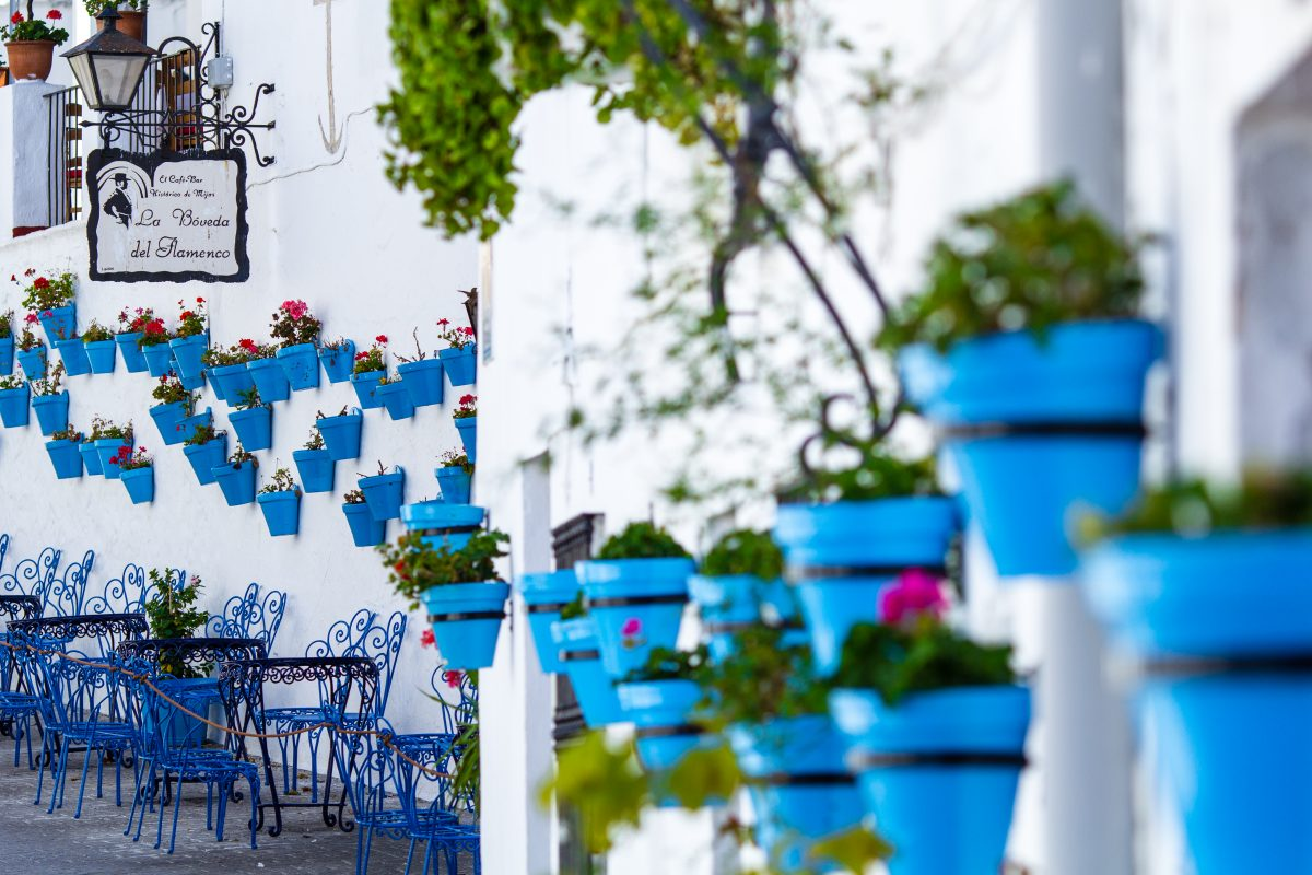 Mijas, Andalucía, España.